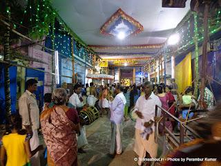 Lord Venkateswara on Simha Vahanam