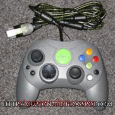 Gray VAriant Japanese XBOX S-Type Controller