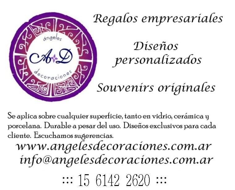 ANGELES DECORACIONES