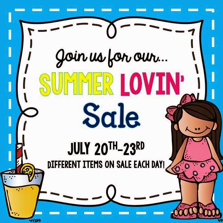 Summer Lovin Sale