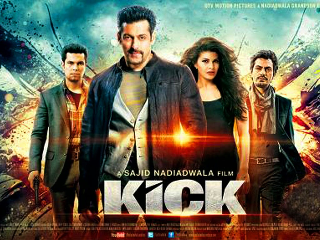 Kick 2014 Movie