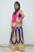 Pavani Gorgeous in half saree-thumbnail-11
