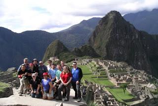 view of-Peru-Machu Picchu-Family Vacation Tour