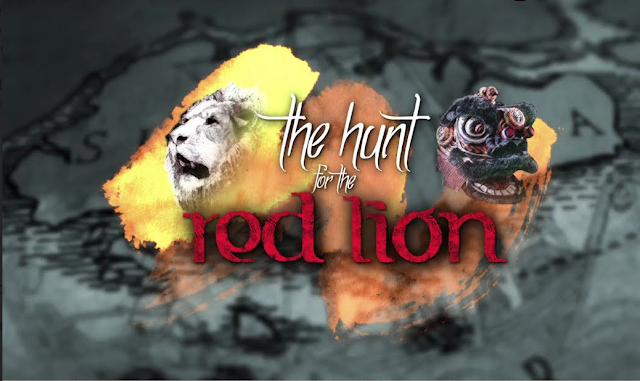 SG50 Film - The Hunt for the Red Lion