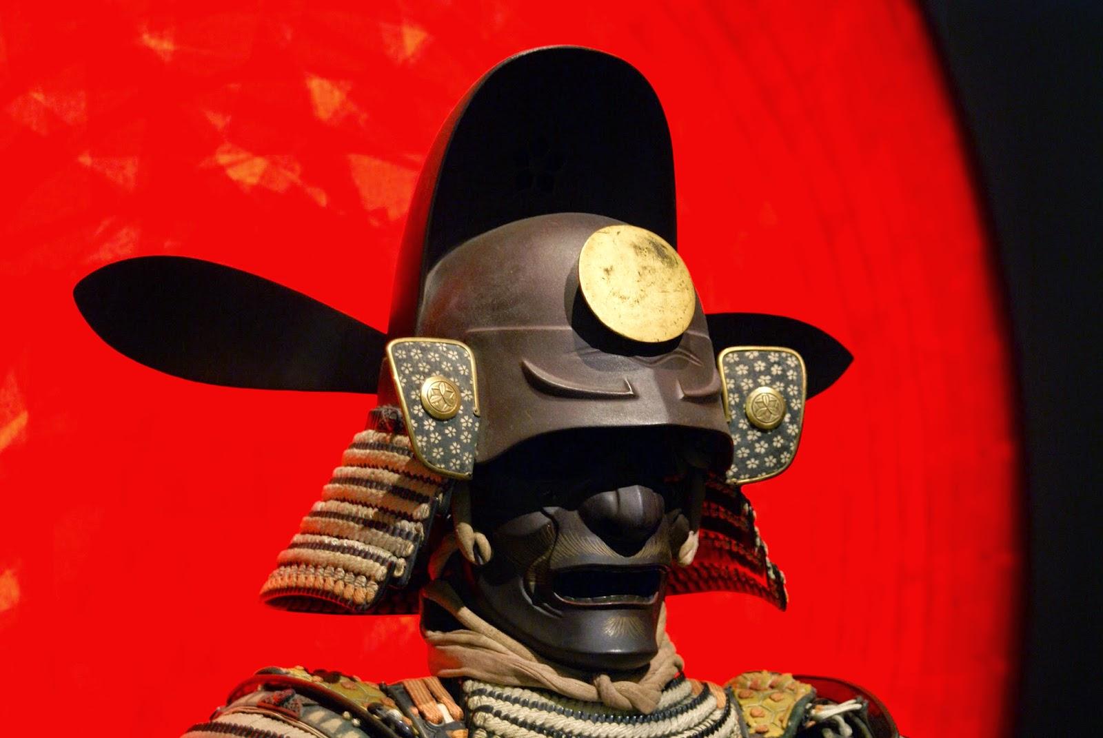 Armure de la famille Tanuma daimyo de Sagara en Totomi