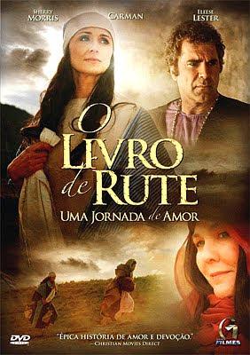 Filme Poster O Livro de Rute - Uma Jornada de Amor DVDRip XviD Dual Audio & RMVB Dublado