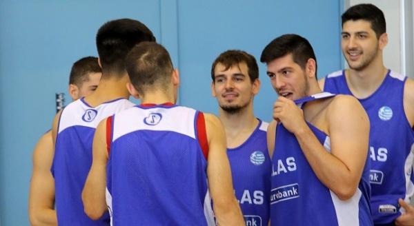 Τι δήλωσαν Σταμάτης, Ντόρσεϊ και Κώττας για το αυριανό παιχνίδι με τη Σερβία
