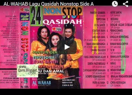 AL-WAHAB-Lagu Qasidah Nonstop Side A