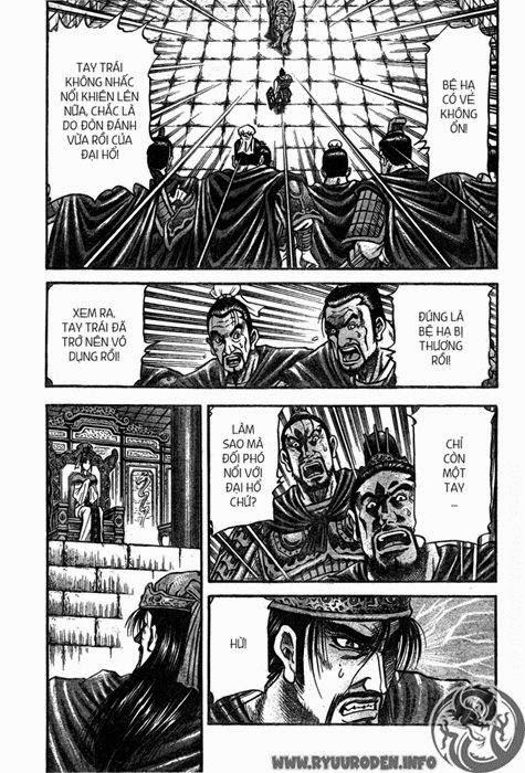 Chú Bé Rồng - Ryuuroden chap 200 - Trang 12