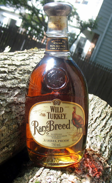 Wild Turkey Rare Breed batch WT-03RB bottle