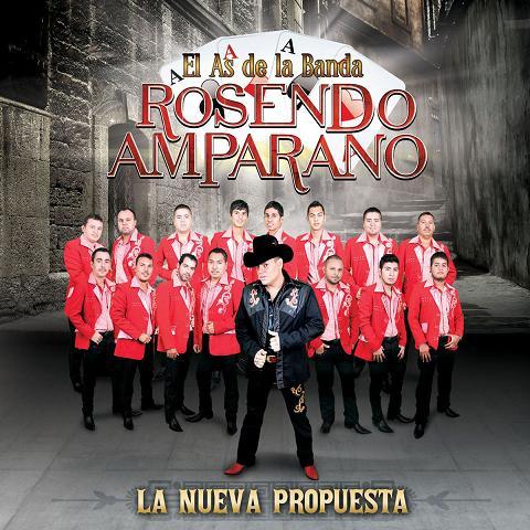 Rosendo amparano la nueva propuesta 2013 album disco oficial