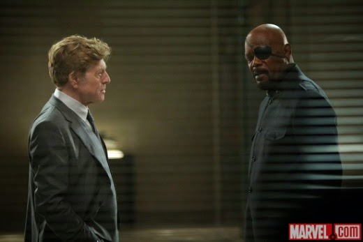 Nick Fury HTC One Captain America: The Winter Soldier