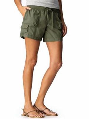 Women in shorts