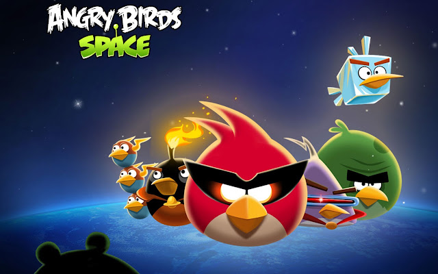 Angry Birds Space Launched for iOS, Android, Mac, PC