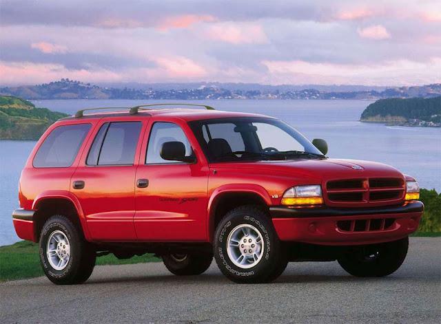 ダッジ・デュランゴ | Dodge Durango '98-03