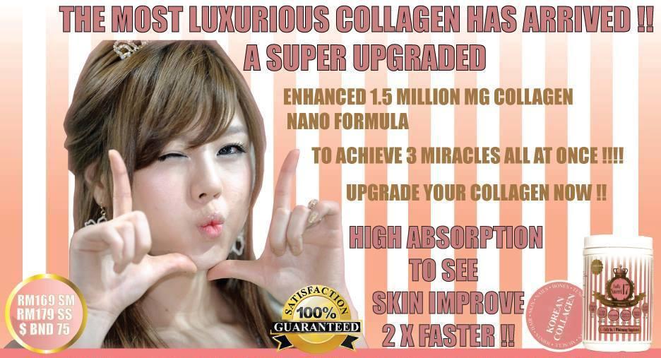K Colly Collagen Harga FENOMENA K-POP COLLAGEN