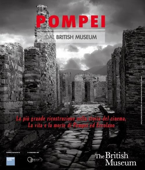 """Il mito di """"Pompei"""" da Londra al Museo Archeologico di Salerno"""