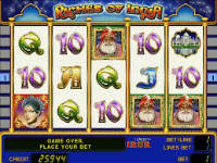 online casino black jack sizzing hot