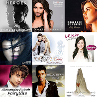 Listen to Eurovision winners