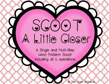 http://www.teacherspayteachers.com/Product/Valentines-Day-Word-Problem-Scoot-SCOOT-a-Little-Closer-1053974