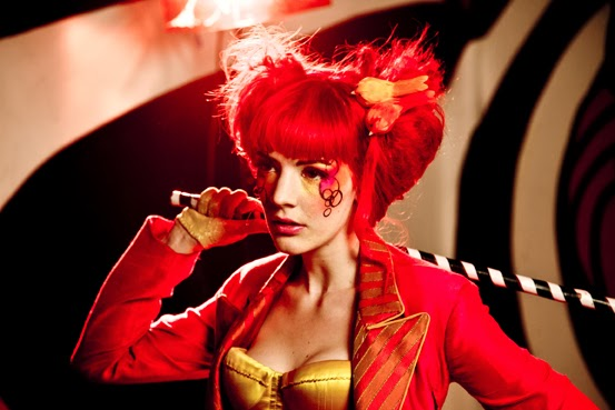 MusicMafia presents English singer/songwriter Gabby Young