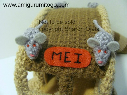Amigurumi Freely To Go : Cat Bus Free Crochet Pattern Video Tutorial ~ Amigurumi To Go