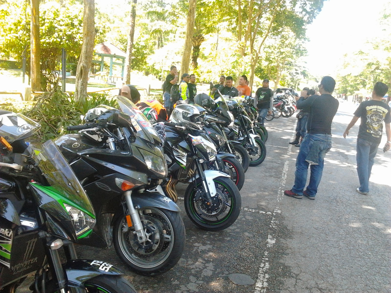 Pulasminyak: ride terengganu kelantan thailand