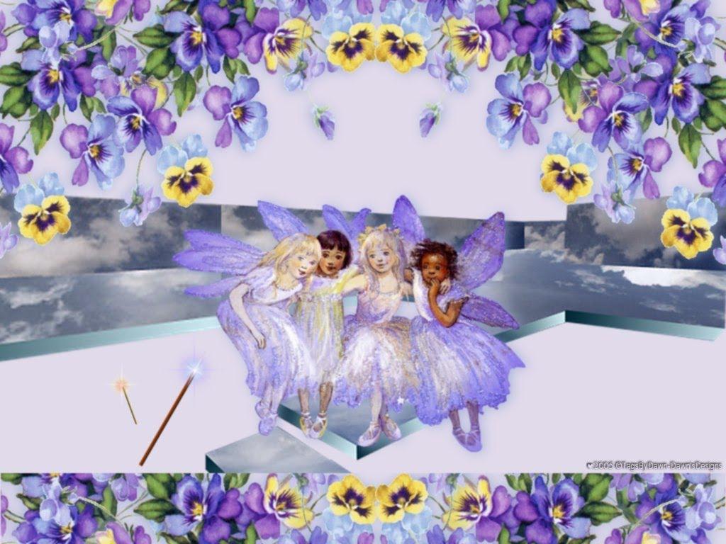 desktop wallpaper fairies - photo #32
