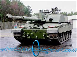 Tank Challenger 2 United Kingdom