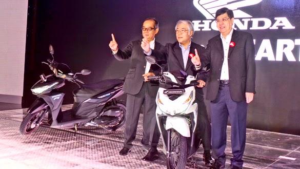 Peluncuran Honda Vario 150 eSP Terbaru 2015
