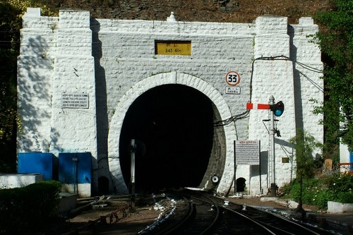 Tunnel No 33 | Shimla