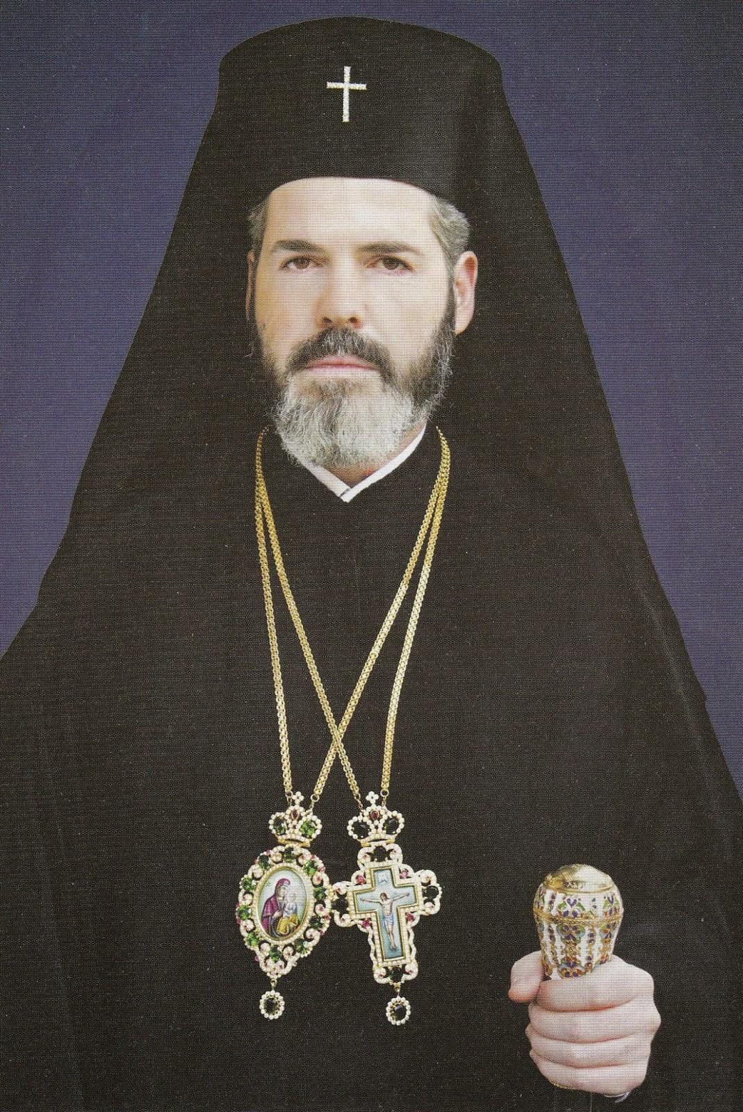 Негово Високопреосвещенство Антоний, Западно и Средноевропейски митрополит