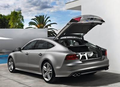 2013 Audi S7 Sportback