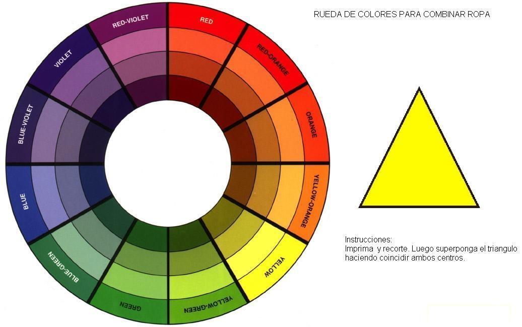 Tu estilo a diario c mo combinar colores - Colores para combinar ...