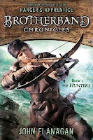 bookcover of book#3, Brotherband Chronicles:THE HUNTERS