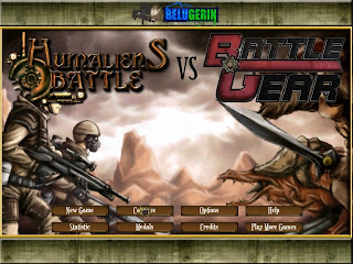 Humaliens Vs Battle Gear