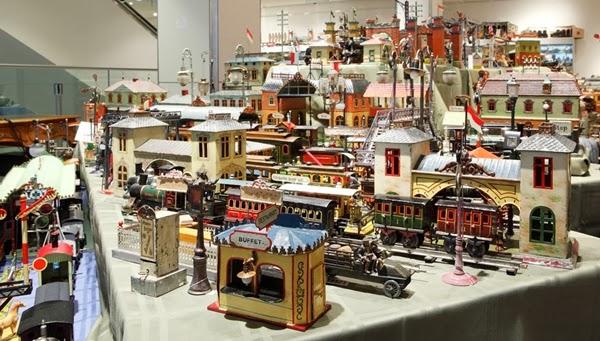 Bộ sưu tập đồ chơi lớn nhất thế giới