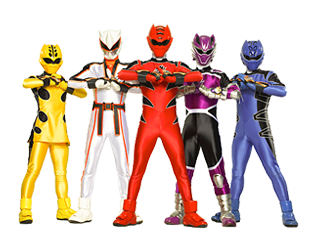 O bau das antigas desenho power rangers todas a sagas - Power rangers megaforce jungle fury ...