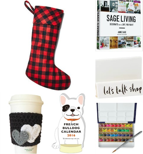 Boston Blogger Gift Guide for the Creative