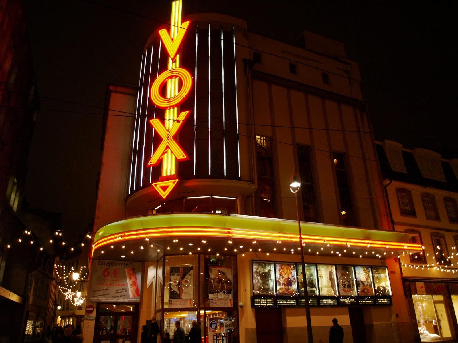 Cin fa ades vox strasbourg 67 for Strasbourg cinema