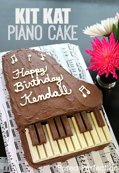 Music-themed Birthday Party for Tween