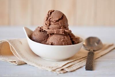 Cara Simple dan Mudah Bikin Es Krim Coklat di Rumah