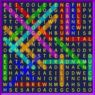 Binweevils Wordsearch Answers Languages
