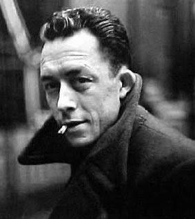 Α.Καμύ, Γάλλος φιλόσοφος και συγγραφέας(17/11/1913-4/1/1960)