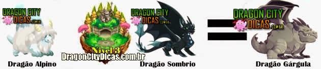 Dragão Gárgula