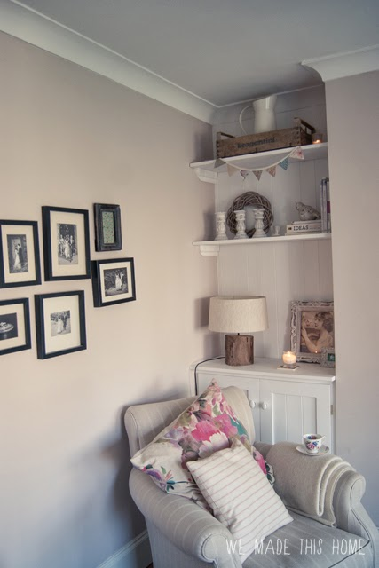 We Made This Home My Favourite Nook Makeover