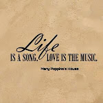 Life is a song , Love is the music ♥