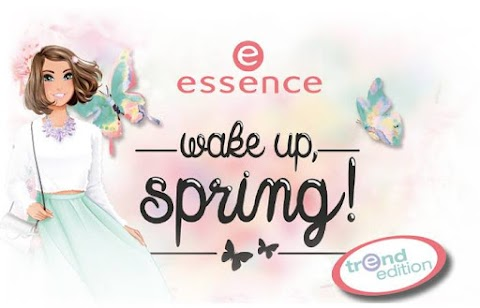 Essence Wake Up, Spring! 2016 Collection