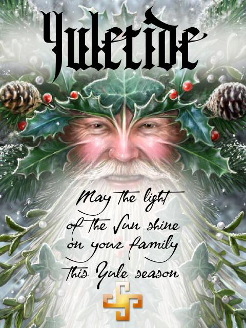 Splinters in time yuletide wishes seasons greetings everybody m4hsunfo