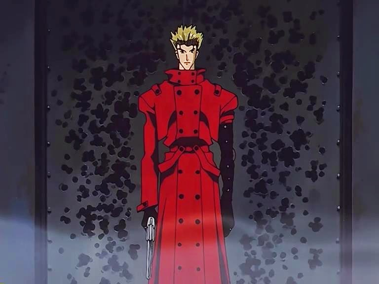 Trigun 1-26 TK DVD Box 330mb Trial Lat-Cast-Jap subt